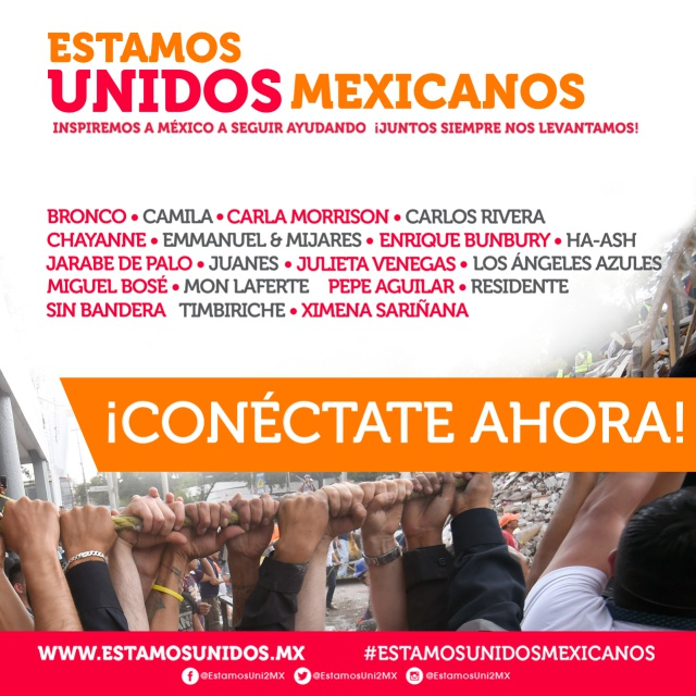 #estamosunidosmexicanos
