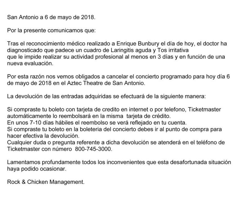 comunicado_bunbury