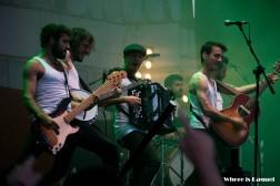 La M.O.D.A. - No Sin Música