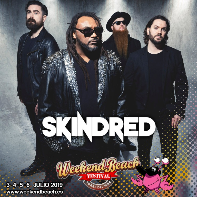 SKINDRED_Weekendbeach.204119
